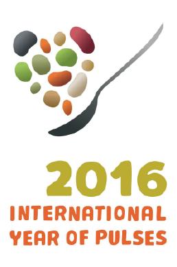2016年国際豆年のイメージ画像